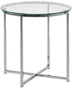 Стеклянный столик Divid 50X50X50 CM