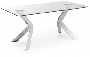 Стеклянный стол Westport 180X90X76 CM