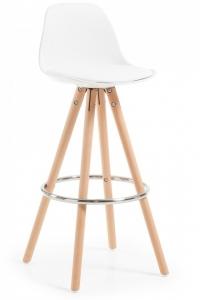Барный стул Stag 39X40X97 CM белый