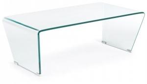 Стеклянный кофейный столик Burano 120X60X40 CM