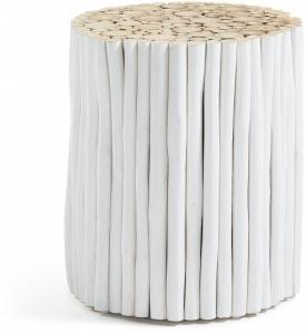 Приставной столик Filippo 35X35X40 CM белый