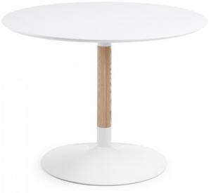 Обеденный круглый стол Tic 110X110X76 CM