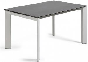 Раскладной стол Atta 140-200X90X76 CM с керамической серой столешницей