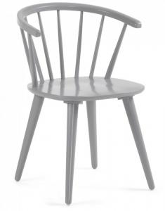 Стул Trise 77X53X54 CM серый