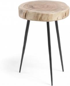 Приставной столик из акации Rousy 35X34X54 CM