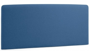 Изголовье кровати Lydia 178X76X7 CM тёмно синее