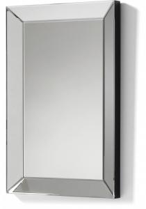 Зеркало со скошенной стеклянной рамкой Lena 60X90X5 CM