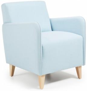 Кресло Arck 74X70X80 CM голубое