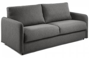 Диван кровать Kymoon 92X202X95-202 CM матрас с эффектом памяти серый