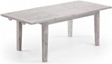 Раздвижной стол из сосны Woody 160-220X90X78 CM