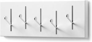 Вешалка с складными крючками Anais 48X18 CM