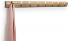 Вешалка настенная горизонтальная Flip 82X7 CM