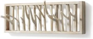 Вешалка настенная из ветвей Muntfre 60X12X20 CM