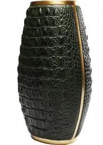Декоративная ваза Crocodile 22X18X36 CM