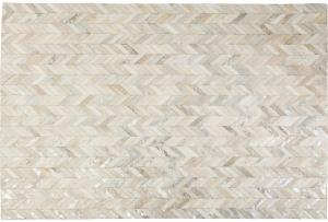 Ковёр из кожаных лоскутов Elegancia 240X170 CM
