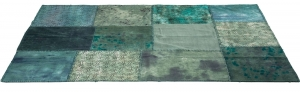 Хлопковый ковёр Patchwork 240X170 CM