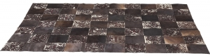 Ковёр из лоскутков шкуры Square Ornament 240X170 CM
