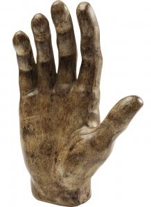 Декор в форме ладони Hand Mano 23X12X35 CM