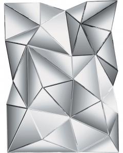 Зеркальное панно Prisma 80X120 CM