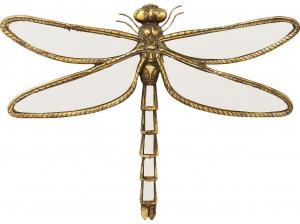 Настенный декор Dragonfly 35X27 CM