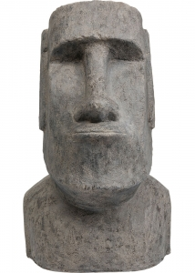 Фигура декоративная Easter Island 77X69X123 CM