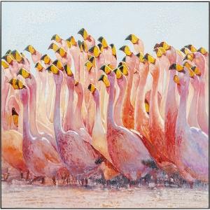 Картина Flamingo 180X180 CM