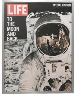 Постер Magazin Moon 63X83 CM