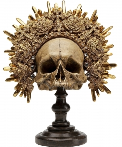 Декоративный объект King Skull 34X20X42 CM