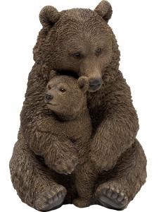 Статуэтка Bear Family 26X22X30 CM