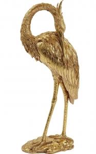 Напольная декоративная фигура Crane 41X29X101 CM