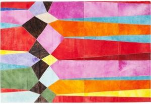 Ковёр из кожи Abstract 240X170 CM