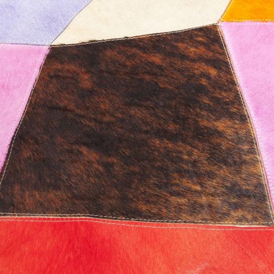 Ковёр из кожи Abstract 240X170 CM 6