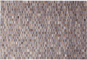 Ковёр ручной работы кожаный Asticella 240X170 CM