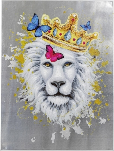 Картина King of Lion 90X120 CM