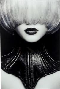 Постер на закаленном стекле Vogue Face 80X120 CM