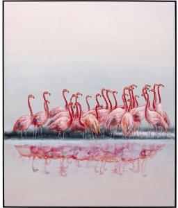 Картина Flamingo 100X120 CM