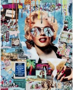 Постер на стеклянной основе Holiday Feeling 120X150 CM