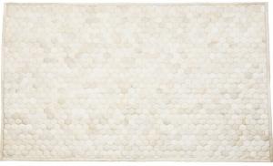 Ковёр кожаный Comp Cream 240X170 CM