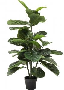 Искусственное растение Fiddle Leaf 30X30X120 CM