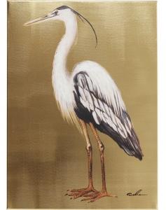 Картина Heron 50X70 CM