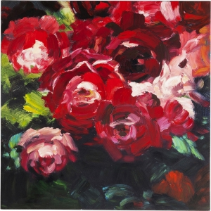Картина Roses 100X100 CM