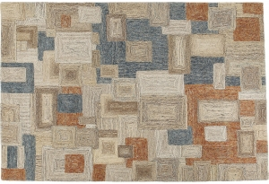 Шерстяной ковёр Color Fields 240X170 CM
