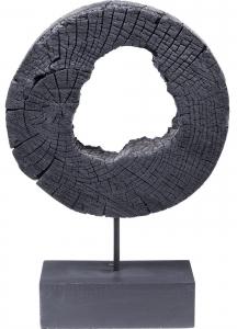 Декоративный элемент из манго Ring Of Fire 35X10X53 CM