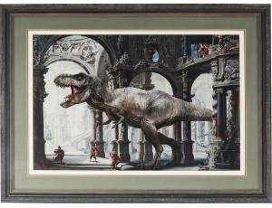 Картина в рамке Art Dino 116X86 CM