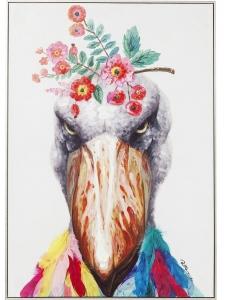 Картина Bird 72X102 CM