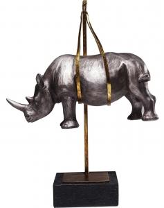 Фигурка декоративная Hanging Rhino 24X15X43 CM