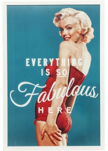 Постер Fabulous 64X94 CM