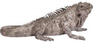Напольный декоративный элемент Iguana 132X52X55 CM