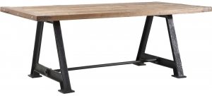 Винтажный стол Railway Unikat 210X100X76 CM