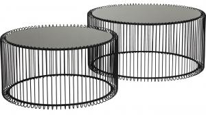 Журнальные столики Wire 70X70X34 / 60X60X31 CM